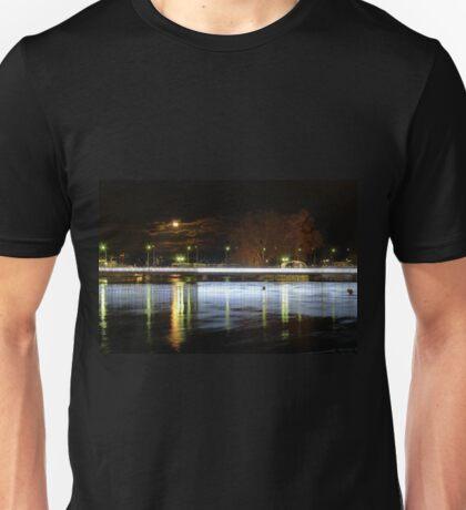 Spooky Geneva Unisex T-Shirt