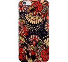 Flower fantasy. iPhone Case/Skin