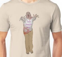hug it out zombie Unisex T-Shirt