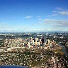 Calgary approach by PPPhotoArt
