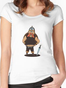 "Olaf ""The Viking Series"" Women's Fitted Scoop T-Shirt"