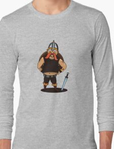 "Olaf ""The Viking Series"" Long Sleeve T-Shirt"