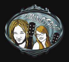 OminOtagO Crest Logo by Chelsea Kerwath