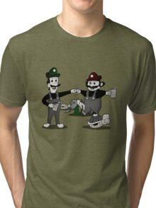 Super Smash'd Bros. Tri-blend T-Shirt