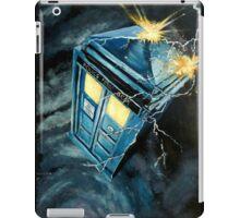 Tardis & Time Vortex iPad Case/Skin