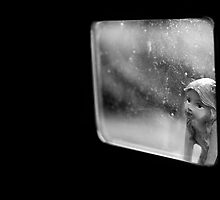 Looking through the window by Keren Segev