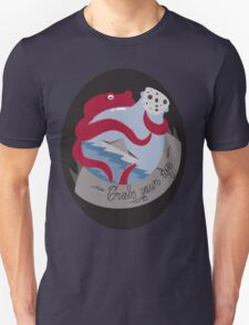 Grabs your life Unisex T-Shirt