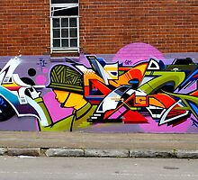 Liberty Street by Janie. D