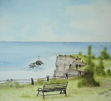 Beachy Head by buddybetsy