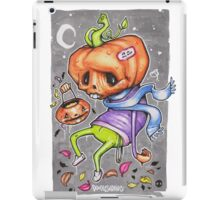 Pedro the Pessimistic Punkin iPad Case/Skin
