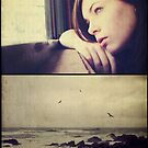 Across The Sea.... by Carol Knudsen