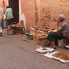 Marrakech by Pippa Carvell