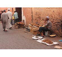 Marrakech Photographic Print