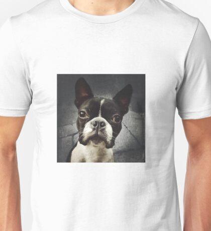 Harrison the Boston Terrier Unisex T-Shirt