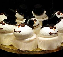 consumable snowmen by RSMphotography