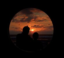 Through the Porthole by Samantha Higgs