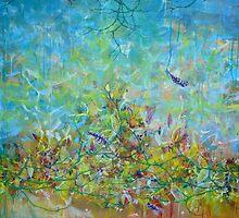 owl spoke of the nature of things by Ember  Fairbairn