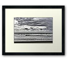 New Brighton Beach Framed Print