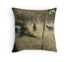 ~ The Gathering ~ Throw Pillow