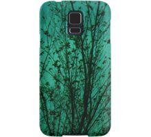 Fairy Tree in Green Samsung Galaxy Case/Skin
