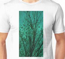 Fairy Tree in Green Unisex T-Shirt