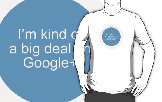 Big Deal on Google+ by Tim Norton