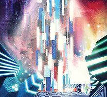 Xylinic illustrated by Disney aspiring animator & artist by NGC19731