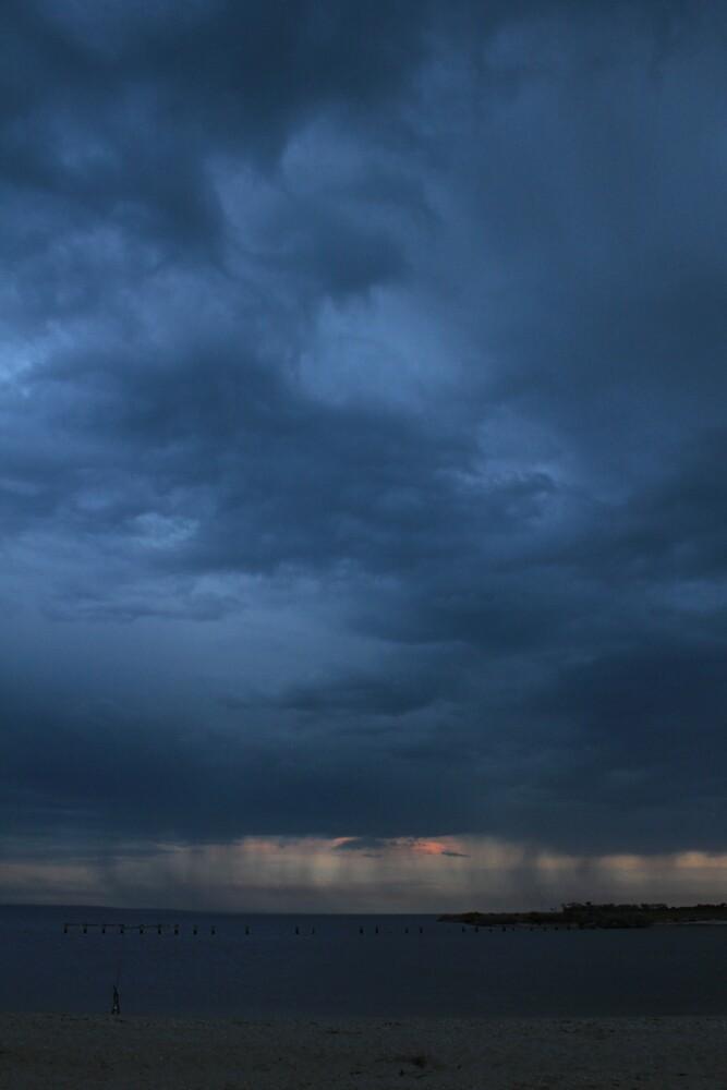 ~ BLUE MONDAY ~ Port Phillip Bay, Victoria by Bree Lucas