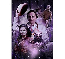 Doctor Who - Time and the Rani Photographic Print