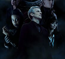 Doctor Who - Time Heist by Sam Richard Bentley