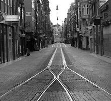 Tramlines by John Violet