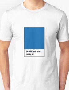 Leicester City Blue Army Pantone Unisex T-Shirt