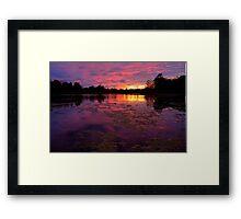 The Gift  Framed Print