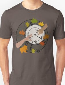 Are We Just Lost In Time? Unisex T-Shirt
