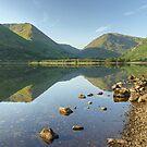 Brotherswater..Views Of Kirkstone Pass by Jamie  Green