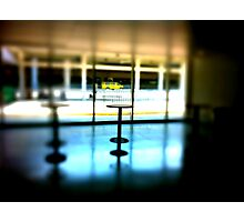 Lonely At Newark Airport Photographic Print