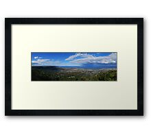 Wollongong, NSW Australia Framed Print