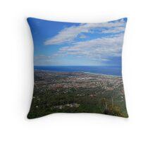 Wollongong, NSW Australia Throw Pillow
