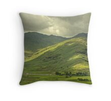 Langdale Skyline Throw Pillow