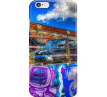 Leake Street and London Taxi iPhone Case/Skin
