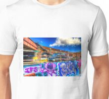 Leake Street and London Taxi Unisex T-Shirt