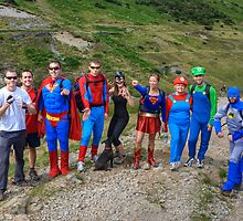 Superman's 30th Birthday In The Lake District by Jamie  Green