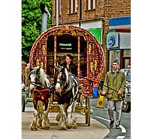 Arriving in Appleby Photographic Print