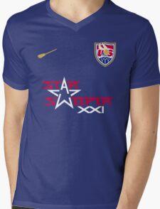 US Quidditch Jersey - 2014 World Cup Mens V-Neck T-Shirt
