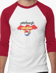Pittsburgh Condors Vintage Men's Baseball ¾ T-Shirt