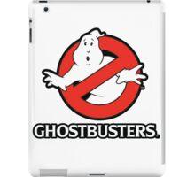 ghostbuster iPad Case/Skin