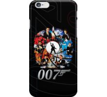 The Incredible World Of 007 iPhone Case/Skin