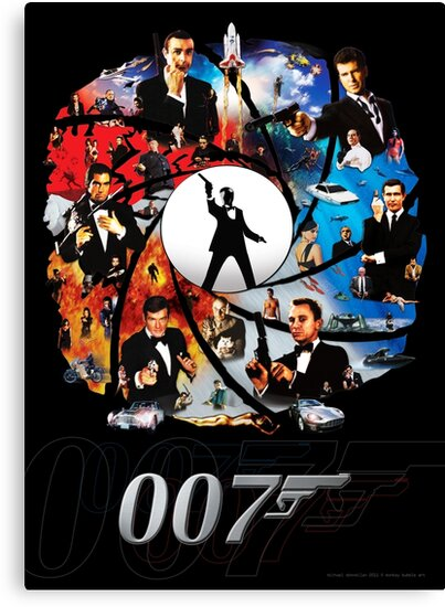 The Incredible World Of 007 by Michael Donnellan