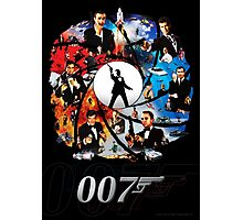 The Incredible World Of 007 Photographic Print