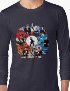 The Incredible World Of 007 Long Sleeve T-Shirt